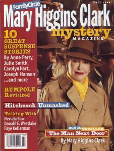 Mary Higgins Clark Mystery Magazine - Fall 1998
