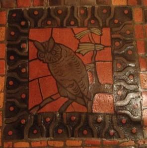 Moravian Mosaic Tile Floor