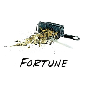 Fortune Comic Logo