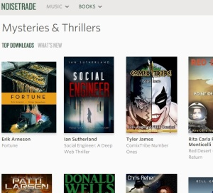 NoiseTrade Mysteries 25 Sept 2014