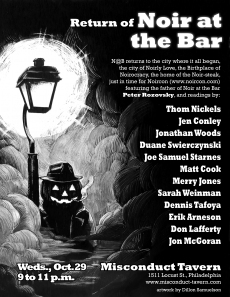Noir at the Bar Philly 2014