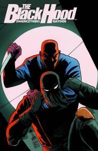 The Black Hood #4