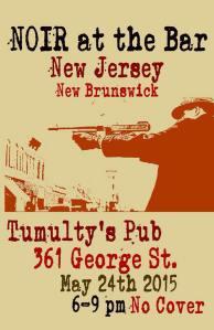 Noir at the Bar New Jersey May 2015