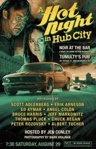Noir at the Bar New Jersey - 29 Aug 2015
