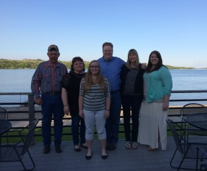 Zempel Family at Sodak Shores