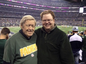 Packers at Cowboys - December 15, 2013